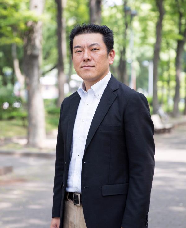 代表取締役 伊藤 忍